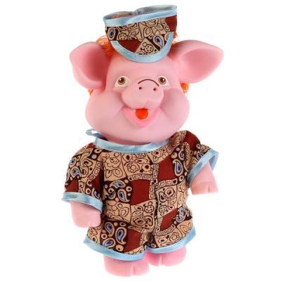 игрушки для ванны Резиновая игрушка для ванны Пфк игрушки Свин-модник