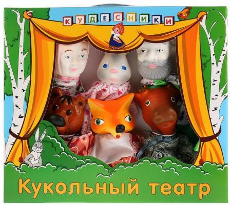 Кукольный театр Пфк игрушки Соломенный бычок 6 предметов СИ-701 соломенный бычок