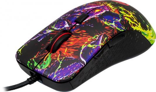 Мышь проводная Marvo G932 чёрный USB мышь marvo g950