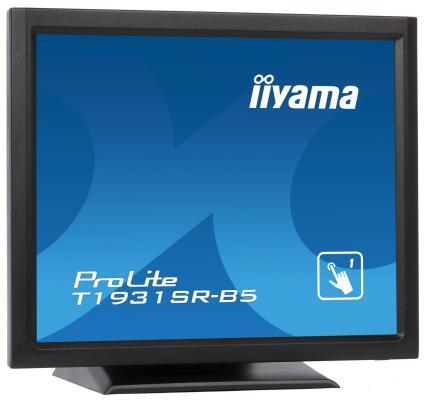 Монитор 19 iiYama T1931SR-B5 монитор iiyama t1931saw b5