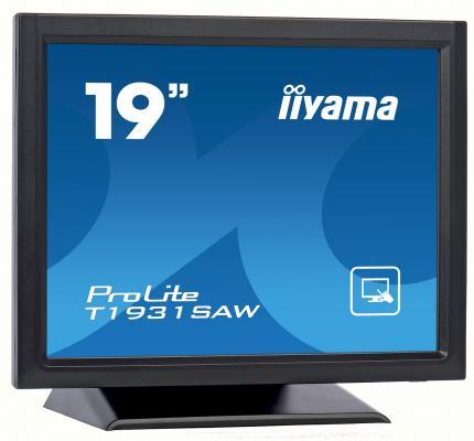 Монитор 19 iiYama T1931SAW-B5 монитор iiyama t1931saw b5