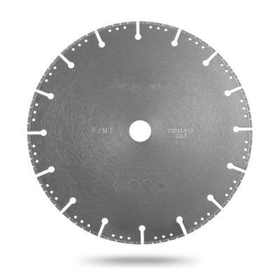 Диск алмазный MESSER FM/T 01-61-231 по металлу, вакуумный тонкий, с возможностью сухой резки алмазный шлифовальный франкфурт g 25 30 messer 01 44 042