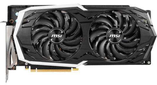 все цены на Видеокарта MSI nVidia GeForce RTX 2070 ARMOR 8G PCI-E 8192Mb GDDR6 256 Bit Retail онлайн