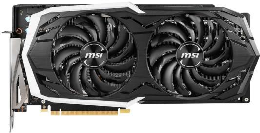 Видеокарта MSI nVidia GeForce RTX 2070 ARMOR 8G OC PCI-E 8192Mb GDDR6 256 Bit Retail (RTX 2070 ARMOR 8G OC) видеокарта msi rtx 2070 armor 8g oc 8gb 1410mhz