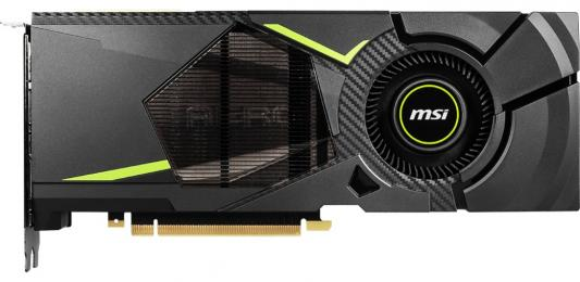 Видеокарта MSI nVidia GeForce RTX 2070 AERO PCI-E 8192Mb GDDR6 256 Bit Retail (GeForce RTX 2070 AERO 8G)