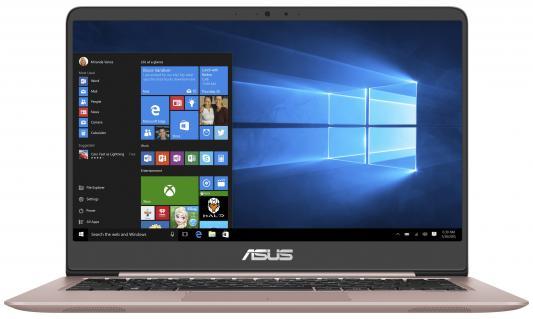 Ноутбук ASUS Zenbook UX410UF-GV179T (90NB0HZ4-M03850) ноутбук asus x555ln x0184d 90nb0642 m02990