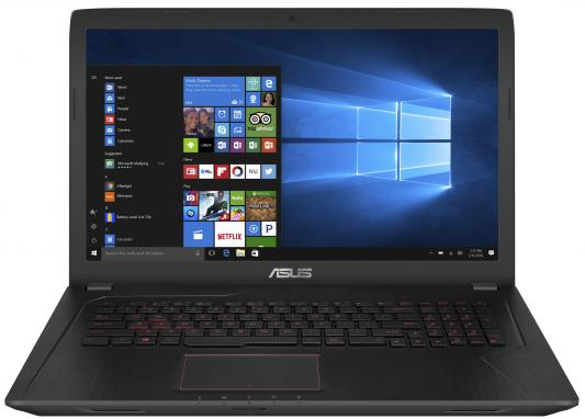 Ноутбук ASUS FX753VD-GC128T (90NB0DM3-M09510) ноутбук asus x555ln x0184d 90nb0642 m02990