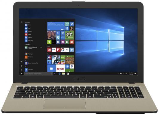 Ноутбук ASUS X540UA-DM597 (90NB0HF1-M08740) ноутбук asus x555ln x0184d 90nb0642 m02990