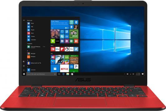 Ноутбук Asus X405UA-BV924T i3-6006U (2.0)/4G/1T/14.0 HD AG/Int:Intel HD 620/noODD/BT/Win10 Red ноутбук asus x405ua eb920t i3 6006u 2 0 4g 1t 14 0 fhd ag int intel hd 620 noodd bt win10 blue