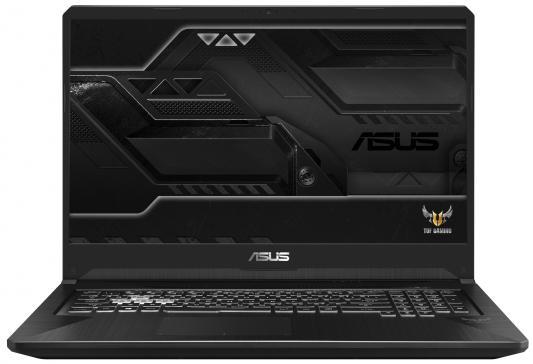Ноутбук ASUS TUF Gaming FX705GD-EW081T (90NR0112-M01610) 17 3 игровой ноутбук asus tuf gaming fx705gd 90nr0112 m01610 черный