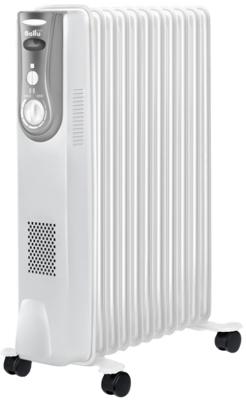 Масляный радиатор BALLU Level BOH/LV-11 2200 Вт обогрев светодиодный индикатор колеса для перемещения белый
