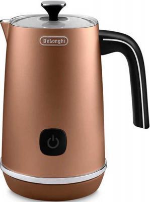 Вспениватель молока для кофемашин Delonghi EMFI.CP 140мл вспениватель молока delonghi emfi bk distinta
