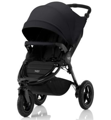Купить Прогулочная коляска Britax B-Motion 3 Plus (cosmos black), черный, Прогулочные коляски