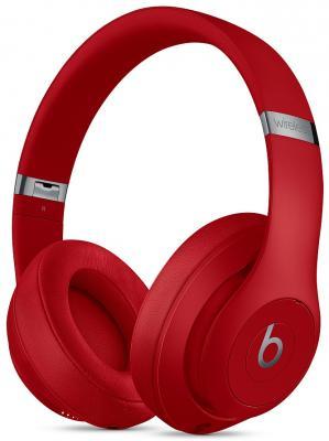 Гарнитура Apple Beats Studio3 Wireless красный MQD02EE/A стоимость