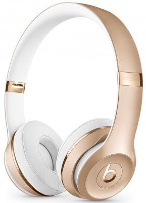 Гарнитура Apple Beats Solo3 золотистый MNER2EE/A