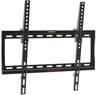 Кронштейн для телевизора Arm Media STEEL-4 new черный 22-65 макс.40кг настенный наклон кронштейн для телевизора arm media next 9
