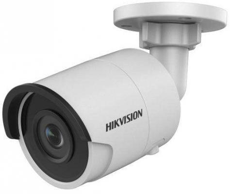 Видеокамера IP Hikvision DS-2CD2023G0-I 8-8мм цветная корп.:белый видеокамера ip hikvision ds 2cd2322wd i 6 6мм цветная корп белый