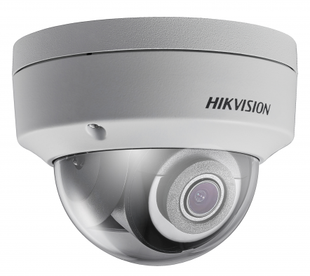 Фото - Видеокамера IP Hikvision DS-2CD2163G0-IS 4-4мм видеокамера