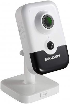 Фото - Видеокамера Hikvision DS-2CD2423G0-I CMOS 1/2.8 4 мм 1920 x 1080 Н.265 H.264 MJPEG RJ-45 PoE белый видеокамера