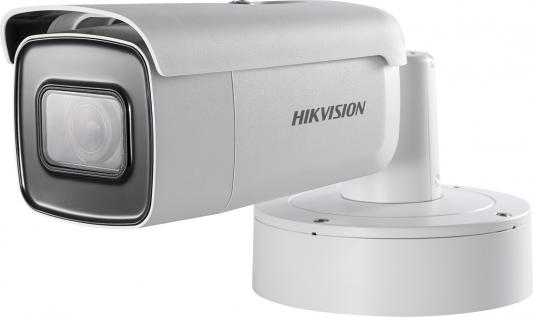 Камера IP Hikvision DS-2CD2663G0-IZS CMOS 1/2.9 3072 х 2048 H.265+ Н.265 H.264+ H.264 RJ45 10M/100M Ethernet PoE белый ip камера p3374 v h 264 dome 01056 001 axis