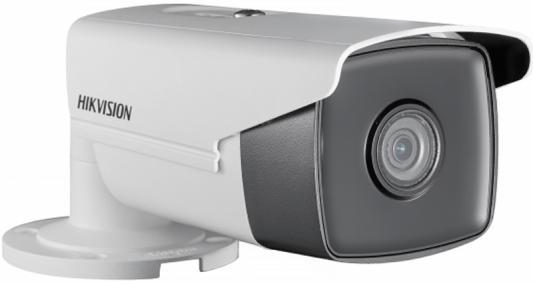 все цены на Видеокамера IP Hikvision DS-2CD2T43G0-I8 6-6мм цветная корп.:белый онлайн