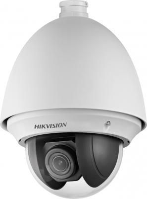 Камера IP Hikvision DS-2DE4425W-DE CMOS 1/2.5 2560 х 1440 Н.265 H.265+ H.264 H.264+ RJ45 10M/100M Ethernet PoE белый hikvision multi language version ds 2cd3t35 i5 h 265 3mp poe ip bullet camera support onvif ir 50m waterproof