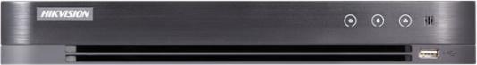 Видеорегистратор Hikvision DS-7224HQHI-K2 hikvision ds 7608ni k2 регистратор
