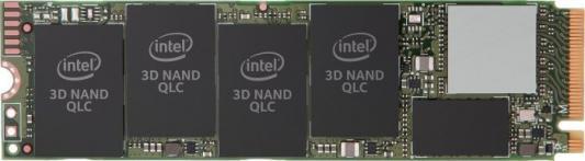 Накопитель SSD Intel Original PCI-E x4 1Tb SSDPEKNW010T801 660P M.2 2280