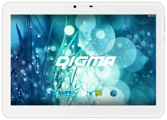 Планшет Digma Plane 1570N 3G MTK8321 (1.3) 4C/RAM1Gb/ROM16Gb 10.1 IPS 1280x800/3G/Android 7.0/серебристый/2Mpix/0.3Mpix/BT/GPS/WiFi/Touch/microSD 64Gb/minUSB/5000mAh