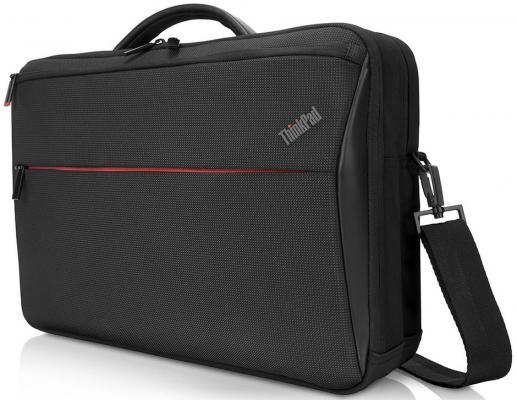 """Сумка для ноутбука 15.6"""" Lenovo ThinkPad Professional нейлон черный 4X40Q26384 цена и фото"""