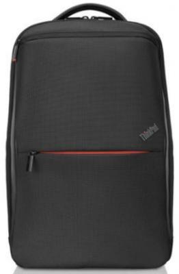Рюкзак для ноутбука 15.6 Lenovo ThinkPad Professional полиэстер черный 4X40Q26383 защитная пленка для ноутбука yixing lai ecola для ноутбука lenovo thinkpad x250 x270 x230s x240 с выделенной клавиатурой el012 тонкая прозрачная