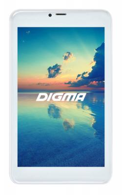 Планшет Digma Plane 7561N 3G 7 16Gb Silver 3G Bluetooth Wi-Fi Android PS7176MG планшет digma plane 7561n 3g mt8321 black