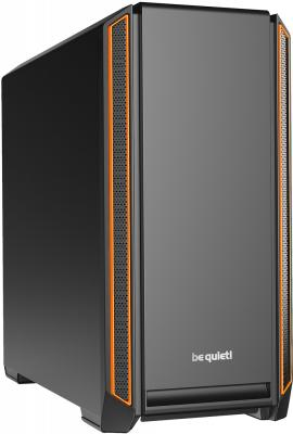 Корпус ATX Be quiet SILENT BASE 601 Orange Без БП чёрный BG025 корпус atx be quiet pure base 600 без бп чёрный