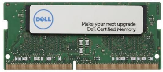 Оперативная память для ноутбука 16Gb (1x16Gb) PC4-19200 2400MHz DDR4 SO-DIMM DELL 370-ADHN память ddr3 dell 370 abgj 8gb rdimm reg 1866mhz
