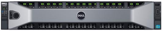 "цена Сервер Dell PowerEdge R730XD 2xE5-2643v4 24x16Gb 2RRD x26 2.5"" 2.5"" H730p iD8En 57800 2x1100W 3Y PNBD TPM (210-ADBC-295)"