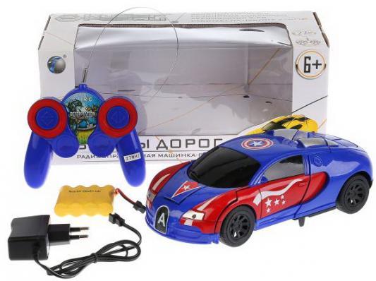 Купить Машинка на радиоуправлении TONGDE Воины дорог пластик от 6 лет разноцветный, Радиоуправляемые игрушки