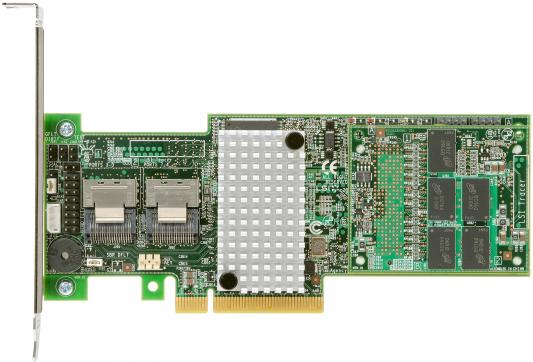 Контроллер Dell PERC H740P PCIe 3.1 x8 12 Gbit/s 8 GB NV Cache plug-in card (405-AAMX)