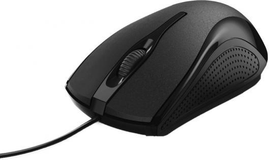 Мышь Hama MC-200 черный оптическая (1200dpi) USB (2but)