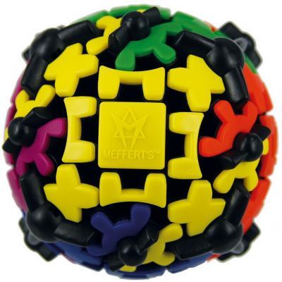 Купить Головоломка MEFFERTS M5031 Шестеренчатый шар, Головоломки для детей