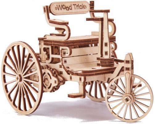 Конструктор 3D WOOD TRICK 1234-7 154 элемента