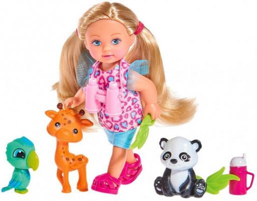 цена Кукла Evi Сафари 12 см