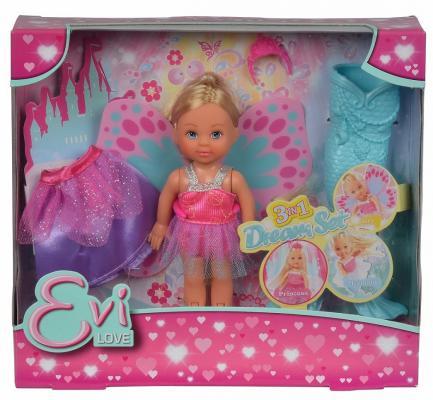 Купить Кукла Evi Кукла в трёх образах: русалочка, принцесса, фея, ПВХ, текстиль, пластик, Классические куклы и пупсы
