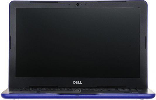 Ноутбук Dell Inspiron 5570 Core i7 8550U/8Gb/1Tb/SSD128Gb/DVD-RW/AMD Radeon 530 4Gb/15.6/FHD (1920x1080)/Linux/blue/WiFi/BT/Cam ноутбук dell inspiron 5570 core i5 8250u 4gb 1tb dvd rw amd radeon 530 2gb 15 6 fhd 1920x1080 windows 10 home black wifi bt cam
