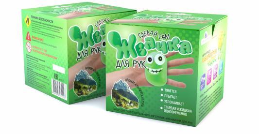 Набор для опытов Инновации для детей Жвачка для рук.Альпийские луга