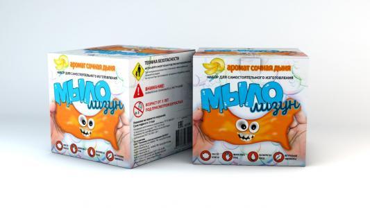 Набор для опытов Инновации для детей Мыло-лизун.Сочная дыня набор для опытов инновации для детей 835 мыло лизун тропический фреш