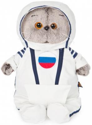 Мягкая игрушка BUDI BASA Ks22-067 Басик в костюме космонавта 22см budi basa budi basa мягкая игрушка басик baby в колпаке со снеговичком 30 см