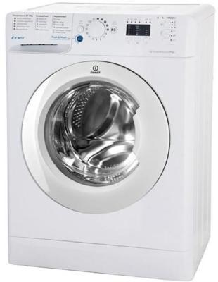 Стиральная машина Indesit BWUA 51051 L B класс: A загр.фронтальная макс.:5кг белый indesit iwc 6105 b cis