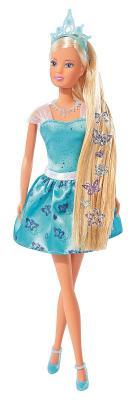 Купить Кукла Steffi Love с наклейками для волос 29 см 5737106, пластик, текстиль, Куклы Steffi