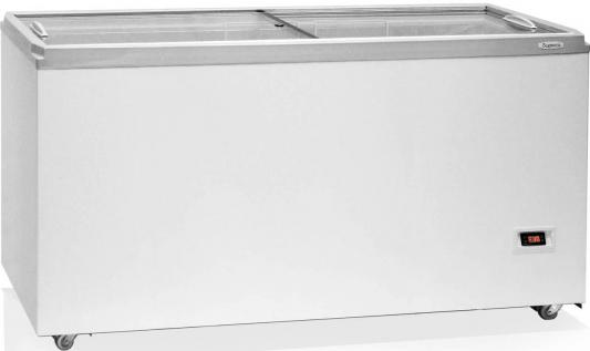 Морозильный ларь Бирюса Б-560VDZY белый морозильный ларь бирюса 200vk