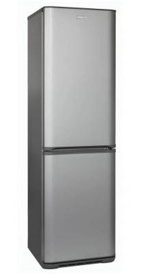 купить Холодильник Бирюса Б-M380NF нержавеющая сталь (двухкамерный)